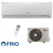 Ar Condicionado Split Hi Wall Inverter Libero E LG 09.000 BTU/h Frio 220V