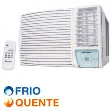 Ar Condicionado Janela Springer Silentia 18.000 BTU/h Quente/Frio 220V