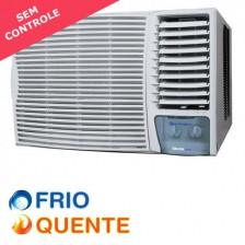 Ar Condicionado 19.000 BTU/h SPRINGER SILENTIA JANELA QUENTE/FRIO 220V