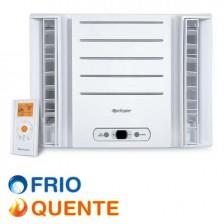 Ar Condicionado Janela Duo Springer 07.500 BTU/h Quente/Frio 220V