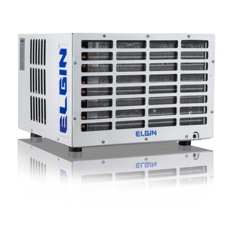 Ar Condicionado 12.000 BTU/h Elgin Compact Split Hi-Wall frio 220V