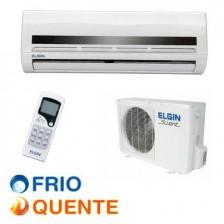 Ar Condicionado Split Hi-Wall Elgin Silent 18.000 BTU/h Quente/Frio 220V