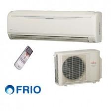 Ar Condicionado Split Hi-Wall Inverter Fujitsu 18.000 BTU/h Frio 220V